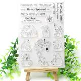 Scrapbook Clear Stamp